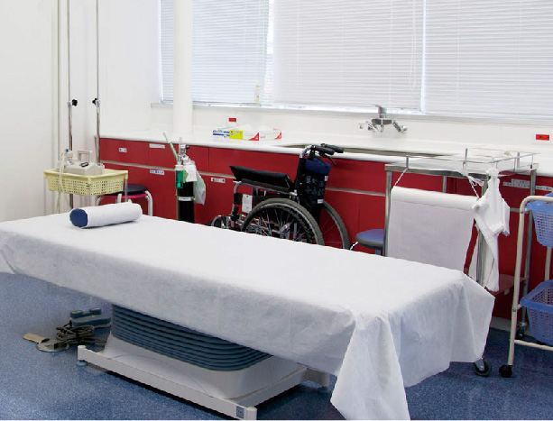 応急処置室